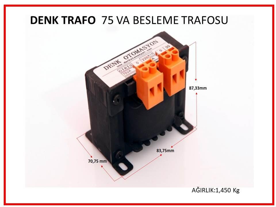 75 VA TRAFO