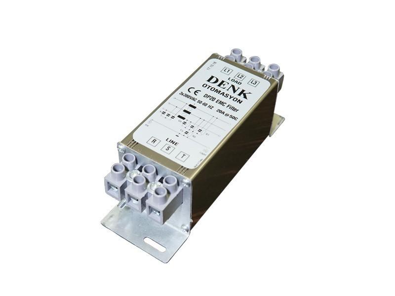 Denk Otomasyon EMC Filtre Tasarımı