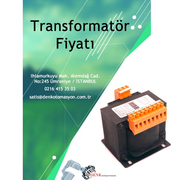 Transformatör Fiyatı